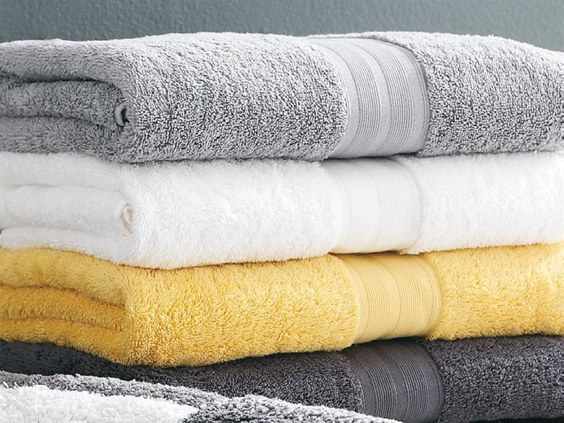 Here's How Not to Care for Your New Towels