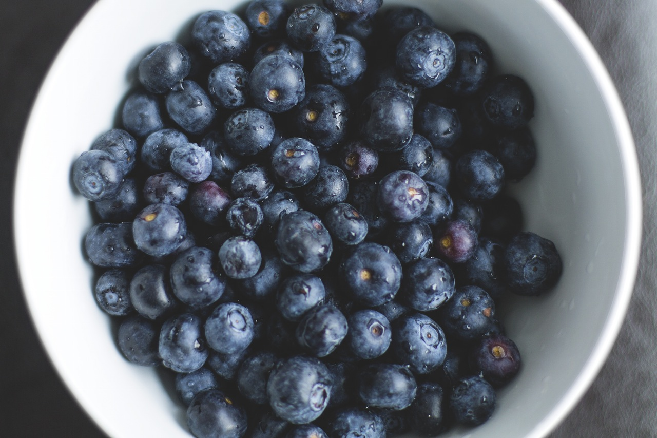10 Brilliant Blueberry Benefits