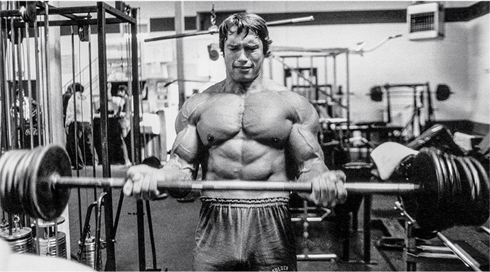 Arnold Schwarzenegger's Bodybuilding Workout for Beginners