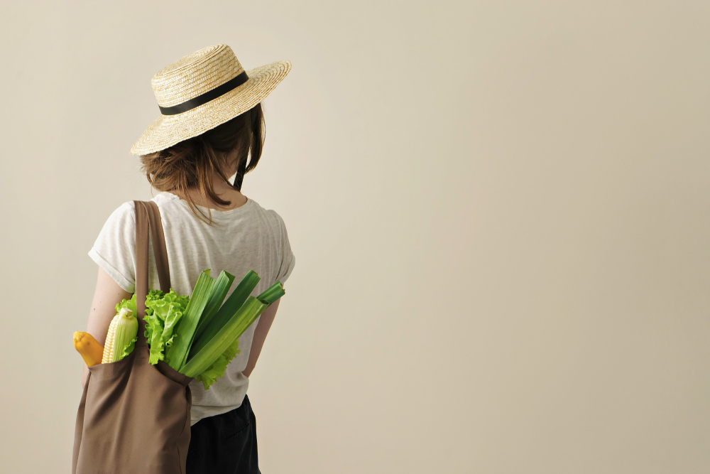 Why Choose Natural Cotton Shopping Bags?