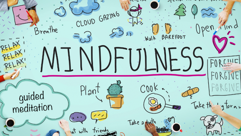 Mindfulness; Key to a healthy mind and soul
