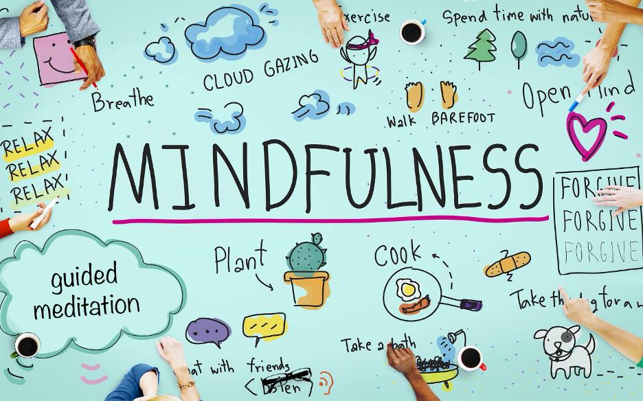 Mindfulness; Key to a healthy mind and soul